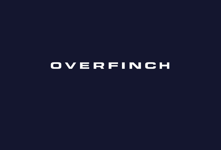 Overfinch Available to order